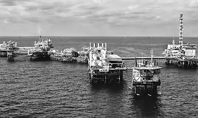 ADMA Offshore Platform