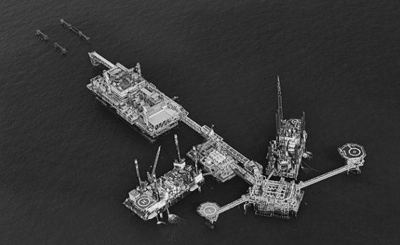 ADMA-OPCO offshore platform in Zakum Field